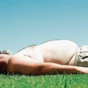 Weltweit sind 39 Prozent der Menschen übergewichtig oder adipös, so wie etwa auch in der Schweiz. (Bild: Getty)