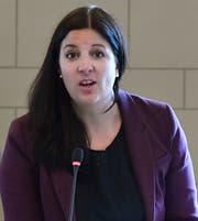 Laura Bucher, Co-Fraktionspräsidentin