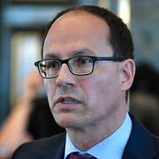 Regierungsrat Marc Mächler