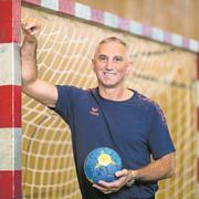 Ist in Kriens, um Erfolge zu feiern: der neue Trainer Goran Perkovac. (Bild: Philipp Schmidli (Kriens, 4. September 2018))