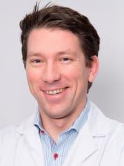 PD Dr. med. Georg Fröhlich.