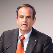 Der Präsident der CVP Schweiz, Gerhard Pfister. (Urs Flueeler/Keystone)