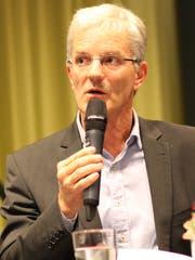 Urs Kälin, Gemeindepräsident