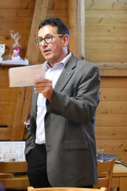Toni Hässig, Co-Leiter Kerngruppe. (Bild: Urs M. Hemm)