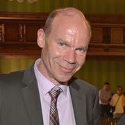 Bruno Rhiner, Chefarzt Kinder- und Jugendpsychiatrie. (Bild: Mario Testa)