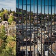 In St.Gallen liefern die bestverdienenden 5000 Einwohnerinnen und Einwohner die Hälfte der gesamten Einnahmen durch Einkommens- und Vermögenssteuern. 3 (Bild: Benjamin Manser)