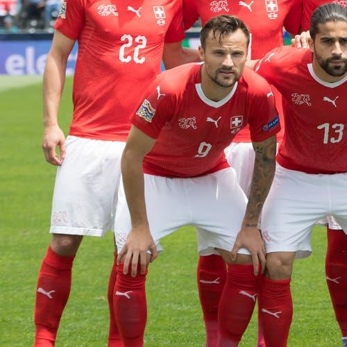 Haris Seferovic (Sturm): Rennt und rackert viel, wie man das von ihm in der Nationalmannschaft kennt. Seferovic kann die englische Abwehr aber nicht beängstigen. An der besten Schweizer Aktion mit der Chance Xhakas beteiligt. Note: 3,5.