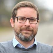 Thomas Goldinger Gemeindepräsident Wängi