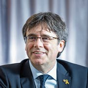 Trotz Exil optimistisch: der katalanische Politiker Carles Puigdemont. (Bild: Chris Iseli (Zürich, 28. Februar 2019))