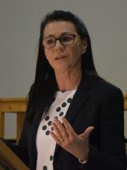 Imelda Stadler, Gemeindepräsidentin von Lütisburg. (Bild: Timon Kobelt)