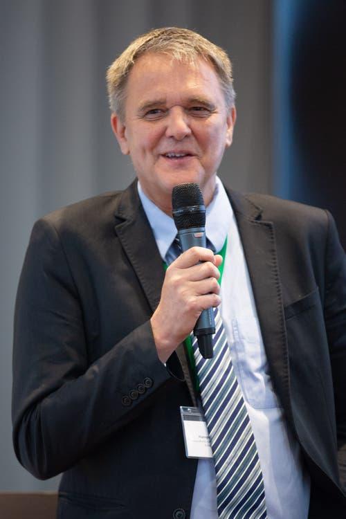 Hanspeter Vogel, Leiter Fachbereich Gesundheit beim Kanton Luzern. (Bild: RVK/Monique Wittwer, Luzern, 29. Juni 2018)