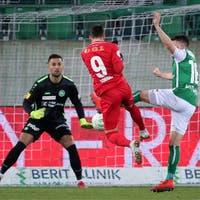 1:3 gegen Thun: St.Gallen fehlt die Abgeklärtheit