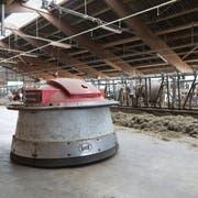Wie der Agroscope-Standort Tänikon künftig aussehen wird, ist nach wie vor unklar.(KEYSTONE/Gaetan Bally)
