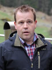 Christian Arnold, SVP-Landrat, Seedorf.