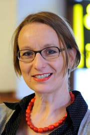 Beatrice Truniger, Stadtparlamentarierin. (Bild: Urs Bucher)