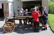 In Dicken öffnet das Feuerwehrmuseum seine Tore. (Bild: PD)