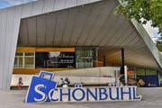 Fällt dem Umbau zum Opfer: LUKB-Filiale in Schönbühl. (Bild: PD)