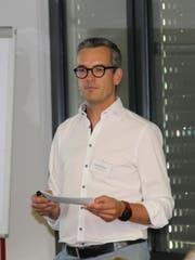 David Schuler, Verwaltungsratspräsident Raiffeisenbank Schächental. (Bild: pz)