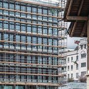 Das Zentrum Pilatus in Kriens setzt neue Massstäbe – auch bei den Kosten. (Bild: Nadia Schärli, 16. Februar 2018)