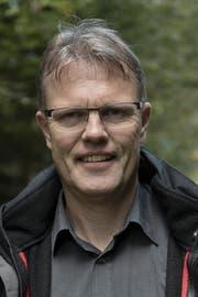 Bruno Röösli, Abteilungsleiter Wald, Kanton