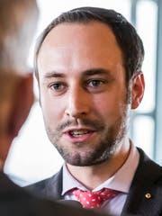 FDP-Nationalrat Christian Wasserfallen. (Bild: Keystone)