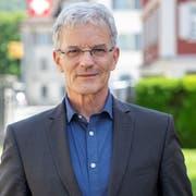 Der Altdorfer Gemeindepräsident Urs Kälin steigt für die SP Uri ins Rennen um den frei werdenden Nationalratssitz. (Bild: PD)
