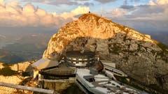 Farbenspektakel am menschenleeren Berg: Pilatuserlebnis pur. (Bild: Antonio Russo)