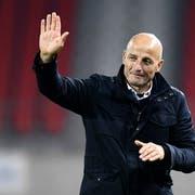 Peter Zeidler ist der neue Mann an der Seitenlinie des FC St.Gallen. (Urs Lindt/freshfocus)