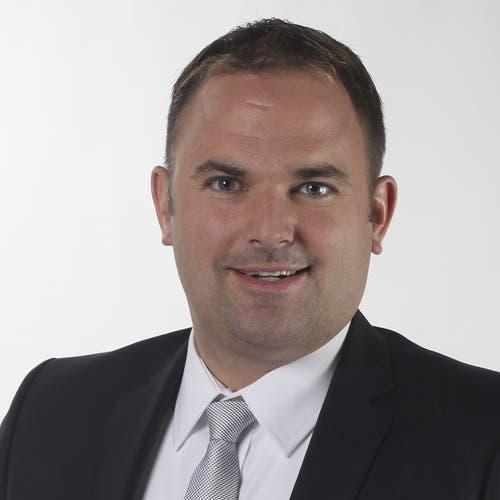 Schwyzer Nationalrat Marcel Dettling, seit 2015, SVP, wiedergewählt