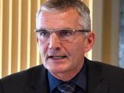 Andreas Widmer, CVP-Fraktionschef (Bild: Regina Kühne)