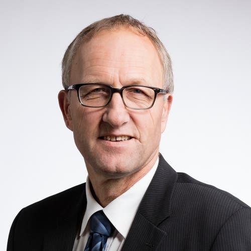 Zuger Ständerat Peter Hegglin, seit 2015, CVP, wiedergewählt