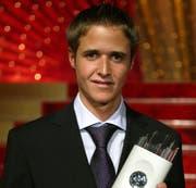 Schweizer Sportler des Jahres 2005: Tom Lüthi. (Bild: André Häfliger)
