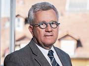 Ethos-Präsident Rudolf Rechsteiner. (Severin Bigler, Bern, 15. April 2019)