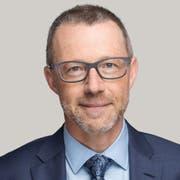 Nachfolger von Patrik Gisel bei Raiffeisen: Heinz Huber. (Bild: pd)