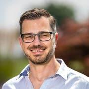 Thomas Bühler, Leiter Finanzdepartement Gemeinde Emmen. (Bild: Philipp Schmidli)
