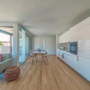 In der Überbauung Ebisquare in Ebikon stehen noch rund 35 Prozent der Wohnungen leer.