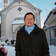 Gemeindepräsidentin Renata Graf: «Das Amt des Gemeinderats soll eine Ehre und keine Last sein.» (Bild: Urs Hanhart, 3. Januar 2019)