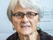 Cornelia Bein, Architektin, Mitglied Stiftung Ortsbild und Vertreterin der Eigentümerschaft. (Bild: Reto Martin)