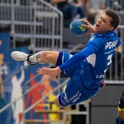 Mit acht Toren bester Krienser Torschütze: Marcel Lengacher. Bild: Philipp Schmidli (Kriens, 8. September 2018)