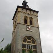 Die Kirche St. Martin in Arbon (Archivbild, 2005: Maya Mussilier)