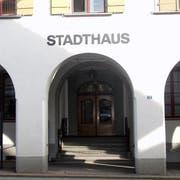 Das Stadthaus: Sitz der Arboner Stadtregierung. (Bild: Raoul Waeber)