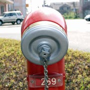 Ein Hydrant ist eines der grossen Themen an der Gemeindeversammlung in Märstetten. (Bild: Dominik Gisler)