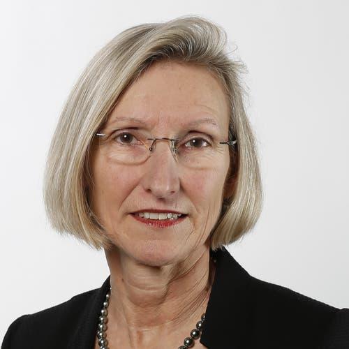 Luzerner Nationalrätin Prisca Birrer-Heimo, seit 2010, SP, wiedergewählt