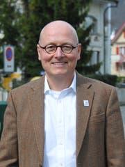 Jürg Balsiger, Direktor der Stanserhorn-Bahn. (Bild: Matthias Piazza (Stans, 9. April 2018))