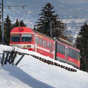 Auch die Altstätten-Gais-Bahn wird derzeit überprüft. (Bild: Michel Canonica)