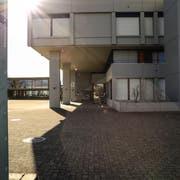 Die Kantonsschule Beromünster. (Bild: Roger Grütter (22. Februar 2014))