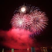 Ob die Behörden bald auch ein Verbot für Feuerwerk erlassen, hängt von den Niederschlägen in den nächsten Tagen ab. (Bild: Manuela Jans-Koch)