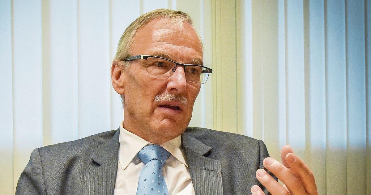 Der Präsident der EVP AR im grossen Interview: «Wir sind in unseren Sichtweisen gefangen und kommen so schnell nicht wieder hinaus.» | St.Galler Tagblatt