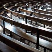 Klassische Leistungen wie Rituale halten Menschen nicht mehr zwingend in der Kirche. (Bild: Benjamin Manser / 3. März 2017)