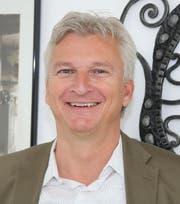 Roman Aepli, Geschäftsführer Aepli Metallbau AG